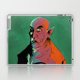 Nosferatu At Rest Laptop & iPad Skin