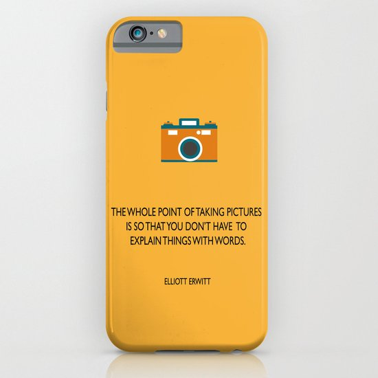 Taking pictures iPhone & iPod Case