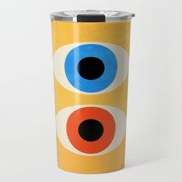 Eyes | Bauhaus III Travel Mug