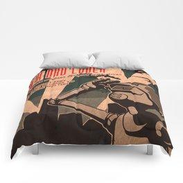 Propaganda Series 2 Comforters