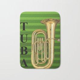 Tubby the Tuba Bath Mat