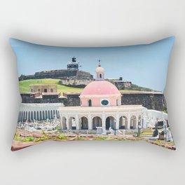 El Morro I Rectangular Pillow