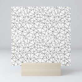 Shattered Mini Art Print