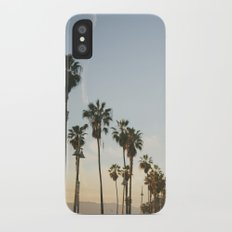 Venice Beach Boardwalk iPhone X Slim Case