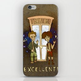 Bill & Ted's Excellent Adventure (1989) iPhone Skin