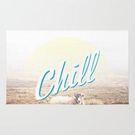 Sheep - chill Rug