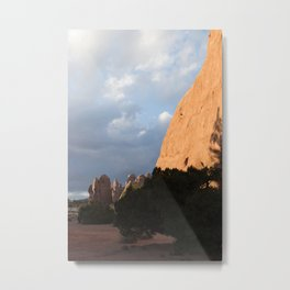 Devils Campground Arches National Park Metal Print