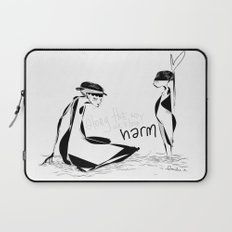 Along the way we'll lose harm Laptop Sleeve