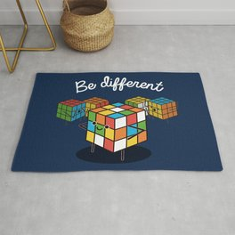Be different Rug