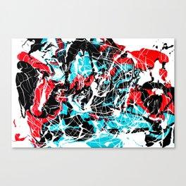 Embryo Canvas Print