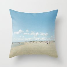 Big Skies Throw Pillow