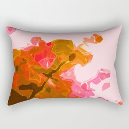 Autumn Descent  Rectangular Pillow