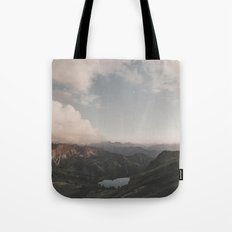 Moonchild - Landscape Photography Tote Bag