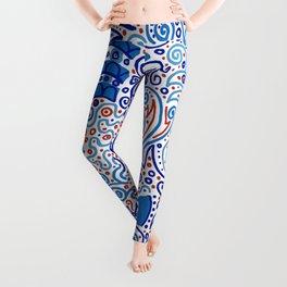 Ka-doodle Doodle Dooooo! Leggings