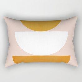 Abstraction_Balance_Minimalism_002 Rectangular Pillow