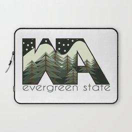 Evergreen State Laptop Sleeve
