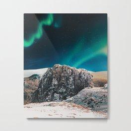 Aurora Nights  Metal Print