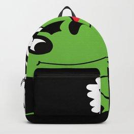 Frog Yoga Frog Frog Prince Frogs Backpack