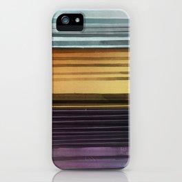 Amanda Wants Stripes iPhone Case