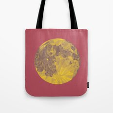 Chinese Mid-Autumn Festival Moon Cake Print Tote Bag