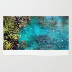 The Blue Lagoon Rug