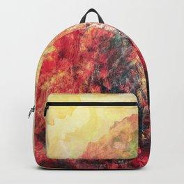Red peak Backpack