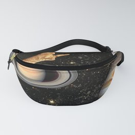 Cat.In.Space. Fanny Pack