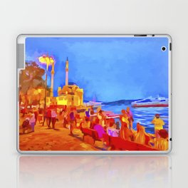 Istanbul Pop Art Laptop & iPad Skin