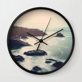 Ocean Motion Wall Clock