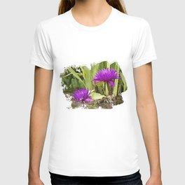 The lotus T-shirt