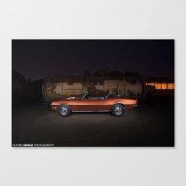 1968 Camaro  Canvas Print