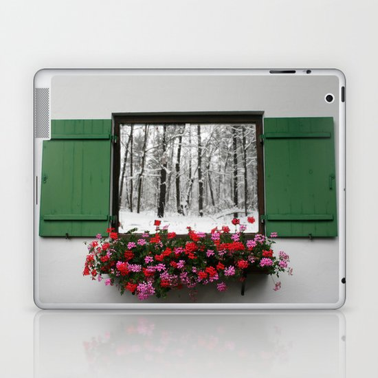 Inheritance at Birth Laptop & iPad Skin