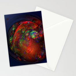 The earth - some millons years later ... Stationery Cards
