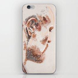 Violent Heart, Tender Soul iPhone Skin
