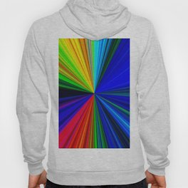 Colours of a Rainbow Hoody