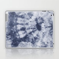 Tie Dye 3 Navy Laptop & iPad Skin