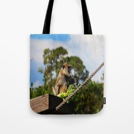 Mysterious Lady I Tote Bag