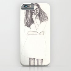 No.4 Fashion Illustration Series Slim Case iPhone 6s