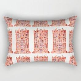 Hawa Mahal – Palace of the Winds in Jaipur, India Rectangular Pillow