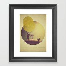 holiday Framed Art Print