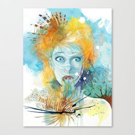 Good Intentions Canvas Print