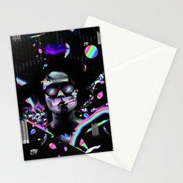 Marla Singer Slide Stationery Cards