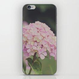 Hortensias iPhone Skin