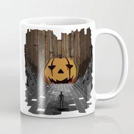 Jack o'lantern limbo Coffee Mug