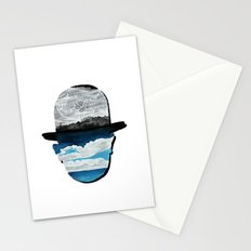 Ceci n'est pas une Magritte Stationery Cards