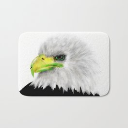 American Bald Eagle Bath Mat