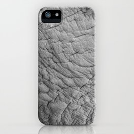 Wildlife Collection: Elephant Skin iPhone Case