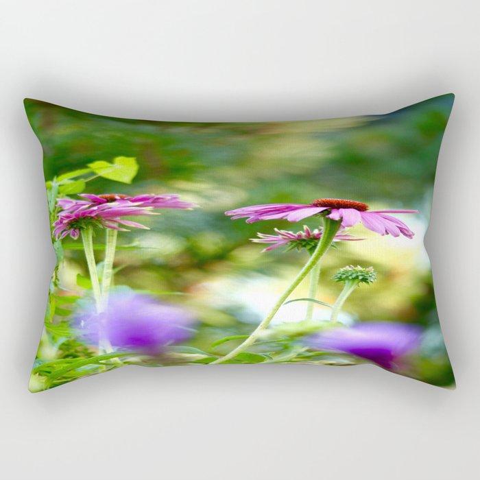 Piece Of Poetry Rectangular Pillow