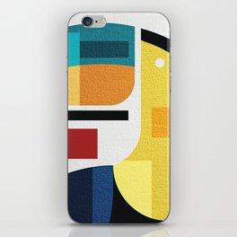 Mr. Tucano iPhone Skin