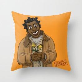 Crazy Eyes OITNB Throw Pillow